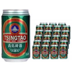 24 xTsingtao Bier in Dosen