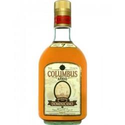 Columbus Rum Anejo 0,70 Ltr. aus der Dominikanischen Republik