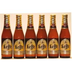 Leffe Blonde 6 Flaschen mit je 0,33 Ltr. Inhalt aus Belgien