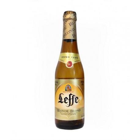 Leffe Blonde 0,33 Ltr. Inhalt aus Belgien