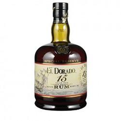 El Dorado Rum in der 0,70 Ltr. Flasche aus Guyana