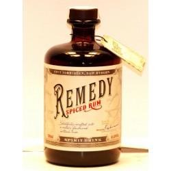 Remedy Spice Rum in der 0,70 Ltr. aus der Karbik