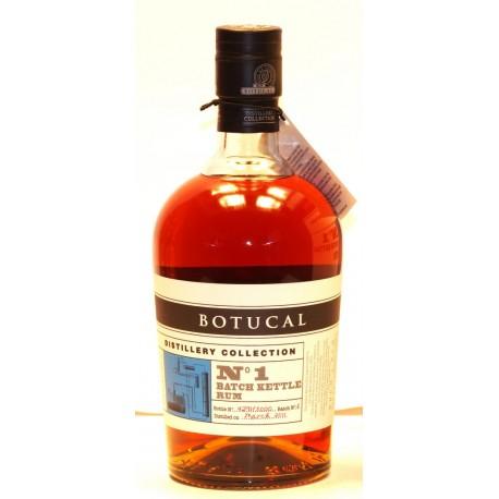 Botucal No. 1 Batch Kettle Rum aus Venezuela in der 0,70 Ltr. Flasche