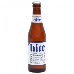 Hite Beer Ice Point Pale Lager