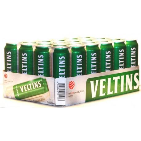 Veltins Pils 24 x 0,50 Ltr. Dose aus dem Sauerland (incl. 6,00 € DPG-Pfand)