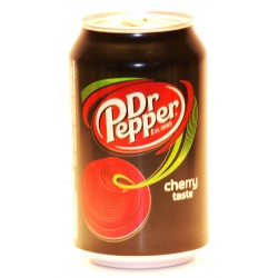 Dr. Pepper Cherry 24 Dosen mit 0,33 Ltr. Inhalt