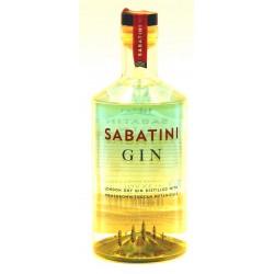 Sabatini London Dry Gin 0,70 Liter aus Italien