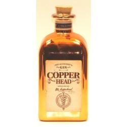 Copperhead Gin in 0,50 Ltr. Flasche aus Belgien