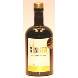 Ginstr Stuttgart Dry Gin in der 0,50 Ltr. Flasche aus Deutschland