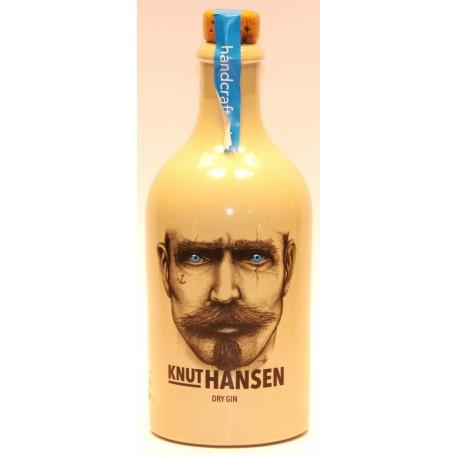 Knut Hansen Dry Gin in der 0,50 Ltr. Flasche aus Hamburg