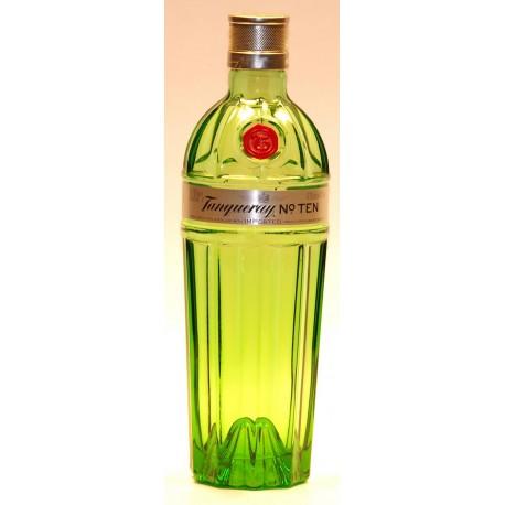 Tanqueray No. Ten Gin in der 0,70 L Flasche aus UK