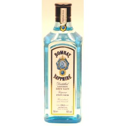 Bombay Sapphire London Dry Gin, Infused in der 0,70 Ltr. Flasche aus UK