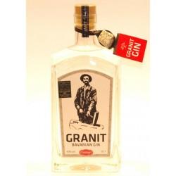 Granit Bavarian Gin in der 0,70 Ltr. Flasche aus Deutschland