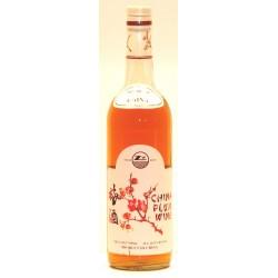 3 Flaschen Chinesischer Pflaumenwein China Plum Wine in der 0,750 Ltr. Flasche