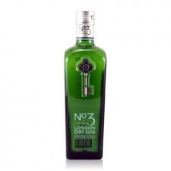 No. 3 London Dry Gin 46% in der 0.70 Ltr. Flasche aus UK