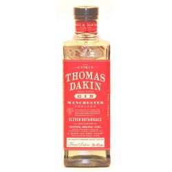 Thomas Dakin Small Batch Gin in der 0,70 Ltr. Flaschen aus Manchester, UK