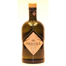 Needle Blackforest Dry Gin in der 0,50 Ltr. Flasche aus dem Schwarzwald