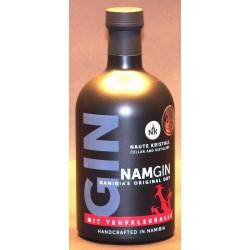 NamGin Original Dry Gin aus Namibia in der 0,50 Ltr. Flasche