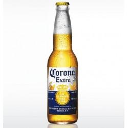 Corona Extra in der 0,335 Ltr. Flasche aus Mexiko