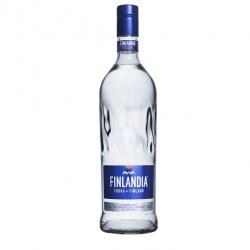 Finlandia Vodka in der 1,00 Ltr. Flasche aus Finland