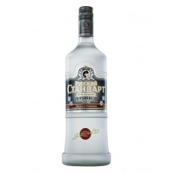 Russian Standard Original Vodka in der 1,00 Ltr. Flaschen aus Russland