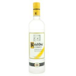 Ketel One Citroen Vodka in der 0,70 Ltr. Flasche aus Holland
