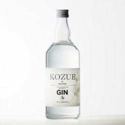 Kozue Japanese Craft Gin in der 0,70 Ltr. Flasche aus Japan