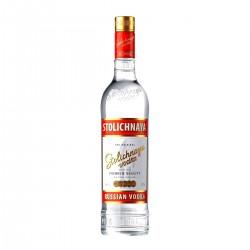 Stolichnaya Vodka in der 0,70 Ltr. Flasche aus Russland