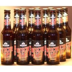 12 Flaschen Wäldches Kirsche Bier in der 0,33 Ltr. Flasche