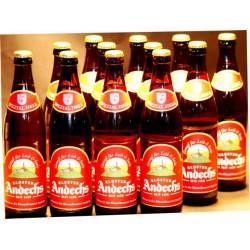 12 Flaschen Andechser Spezial Hell in der 0,50 Ltr. Flasche