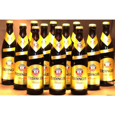 12 x Erdinger Pikantus Weizenbock in der 0,50 Ltr. Flasche
