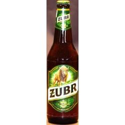 12 x Zubr Bier in der 0,50 Ltr. Flasche aus Polen