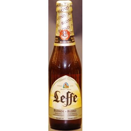 12 x Leffe Blond in der 0,33 Ltr. Flasche aus Belgien