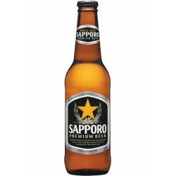 Sapporo Premium Beer 0,33 Ltr. aus Japan