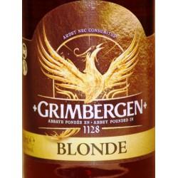 Grimbergen Blonde 12 Flaschen mit 0,33 Ltr. Inhalt aus Belgien