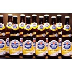 12 x Schneider helles Hefeweissbier in der 0,50 Ltr. Flasche