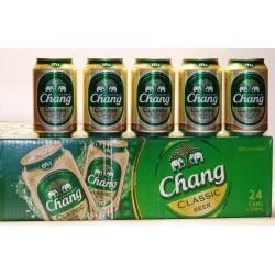 Chang bier Dosen