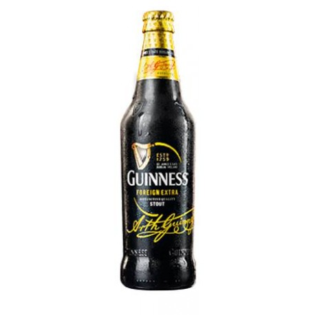 Guiness Foreign Stout