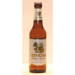 Singha Bier in der 0,33 Ltr. Flasche, Thailand