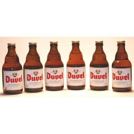 Duvel Belgisch Speciaalbeer 6 Flaschen 0,33 Ltr. Duvel Belgien