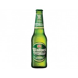 Windhoek Premium Lager 0,33 Ltr. aus Namibia