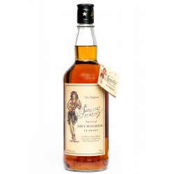 Sailor Jerry Spiced Rum 0,70L aus der Karibik