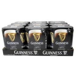 24 Dosen in der 0,44 Ltr. Dose Guinness Bier aus Dublin Guinness incl.6,-€ Pfand Beer