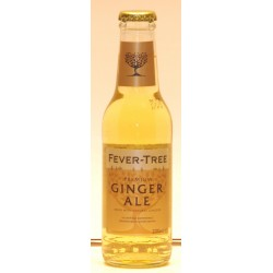 10 x Fever Tree Premium GINGER ALE mit 0,20 Ltr. Inhalt