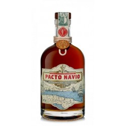 Pacto Navio Cuba Rum 0,70 Ltr. aus Kuba