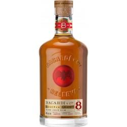 Bacardi Reserva Ocho 8 Anos Rum 70cl aus Puerto Rico